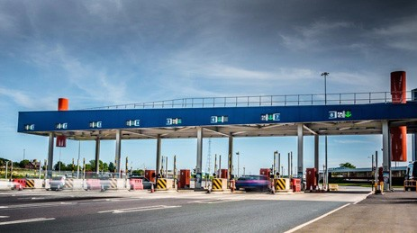 Tyne Tunnel Toll Plaza Canopies 1.jpg